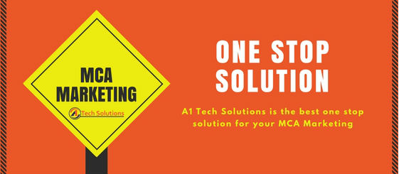 MCA Marketing - A1 Tech Solutions